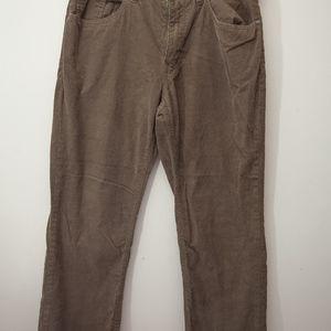 Men's corduroy Pants Size 35/30 Banana Republic